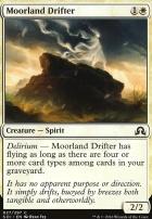 Shadows Over Innistrad Foil: Moorland Drifter