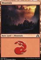 Shadows Over Innistrad: Mountain (294 C)