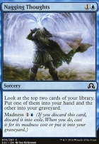 Shadows Over Innistrad: Nagging Thoughts