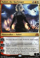 Shadows Over Innistrad: Nahiri, the Harbinger