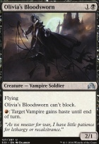 Shadows Over Innistrad Foil: Olivia's Bloodsworn