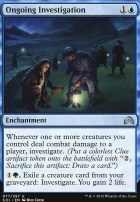 Shadows Over Innistrad: Ongoing Investigation