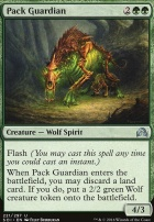 Shadows Over Innistrad Foil: Pack Guardian