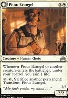 Shadows Over Innistrad: Pious Evangel