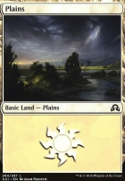 Shadows Over Innistrad: Plains (284 B)