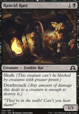 Shadows Over Innistrad: Rancid Rats