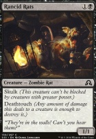 Shadows Over Innistrad Foil: Rancid Rats