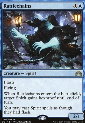 Shadows Over Innistrad: Rattlechains
