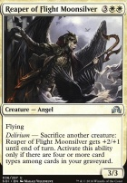 Shadows Over Innistrad Foil: Reaper of Flight Moonsilver