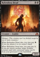 Shadows Over Innistrad: Relentless Dead