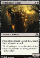 Shadows Over Innistrad: Rottenheart Ghoul