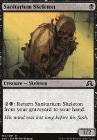 Shadows Over Innistrad Foil: Sanitarium Skeleton