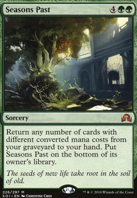 Shadows Over Innistrad: Seasons Past