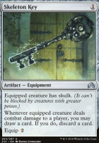 Shadows Over Innistrad Foil: Skeleton Key
