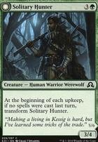 Shadows Over Innistrad: Solitary Hunter