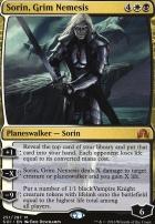 Shadows Over Innistrad Foil: Sorin, Grim Nemesis