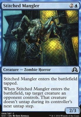 Shadows Over Innistrad Foil: Stitched Mangler