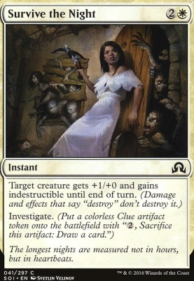 Shadows Over Innistrad Foil: Survive the Night