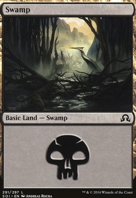 Shadows Over Innistrad: Swamp (291 C)