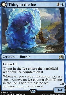 Shadows Over Innistrad: Thing in the Ice
