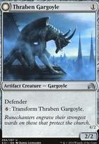 Shadows Over Innistrad: Thraben Gargoyle