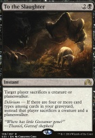 Shadows Over Innistrad: To the Slaughter