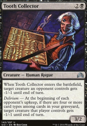 Shadows Over Innistrad: Tooth Collector
