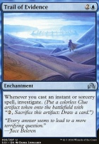Shadows Over Innistrad: Trail of Evidence