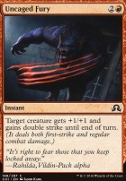 Shadows Over Innistrad Foil: Uncaged Fury
