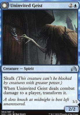 Shadows Over Innistrad: Uninvited Geist