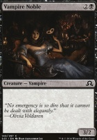 Shadows Over Innistrad Foil: Vampire Noble