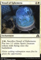 Shadows Over Innistrad Foil: Vessel of Ephemera