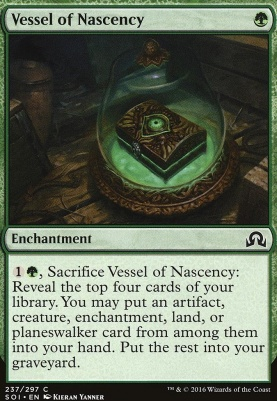 Shadows Over Innistrad Foil: Vessel of Nascency
