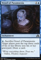 Shadows Over Innistrad: Vessel of Paramnesia