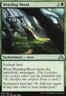 Shadows Over Innistrad: Weirding Wood
