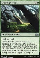 Shadows Over Innistrad: Weirding Wood