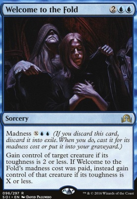 Shadows Over Innistrad Foil: Welcome to the Fold