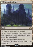 Shadows Over Innistrad: Westvale Abbey