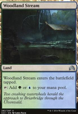 Shadows Over Innistrad: Woodland Stream