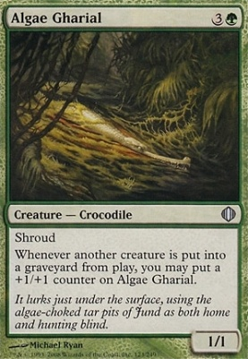 Shards of Alara: Algae Gharial
