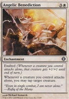 Shards of Alara Foil: Angelic Benediction