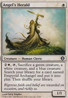 Shards of Alara Foil: Angel's Herald