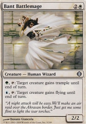 Shards of Alara: Bant Battlemage