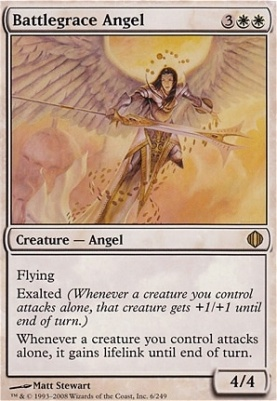 Shards of Alara: Battlegrace Angel