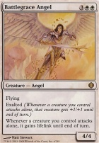 Shards of Alara Foil: Battlegrace Angel