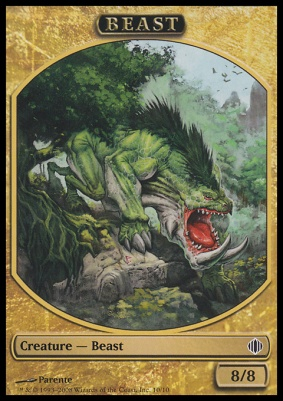 Shards of Alara: Beast Token