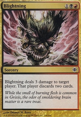 Shards of Alara: Blightning