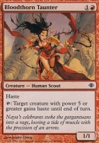 Shards of Alara Foil: Bloodthorn Taunter