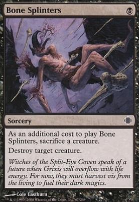 Shards of Alara: Bone Splinters