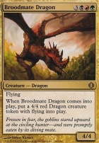 Shards of Alara: Broodmate Dragon
